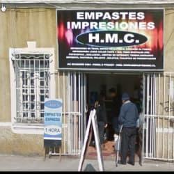 Empastes Impresiones H.M.C en Santiago