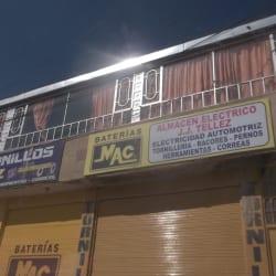 Almacen Electrico JJ Tellez en Bogotá