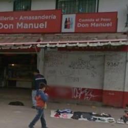 Botillería y Amasandería Don Manuel en Santiago