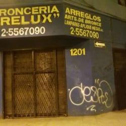 Broncería Relux en Santiago