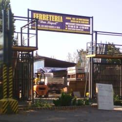 Ferreteria Don Miguel - El Monte en Santiago