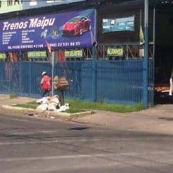 Frenos Maipú en Santiago