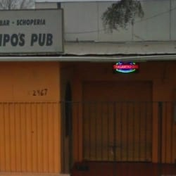 Bar Hipos Club en Santiago