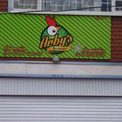 Arby's Broaster  en Bogotá