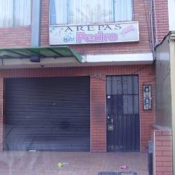 Arepas Pedro  en Bogotá