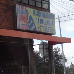 Asadero Piqueteadero La Moliendita en Bogotá