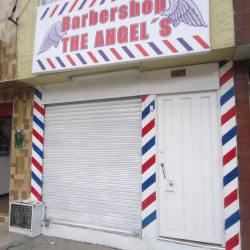 Barber shop the angel's en Bogotá