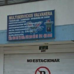 Multiservicios Valvanera en Bogotá