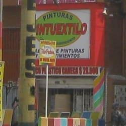 Pinturas Pintutextilo en Bogotá
