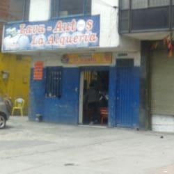 Lava Autos La Alquería en Bogotá