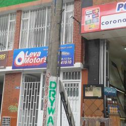 Levamotor's en Bogotá