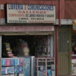 Librería & Comunicaciones Gallegos en Bogotá