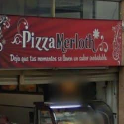Pizza Merloth en Bogotá