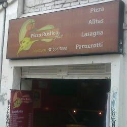 Pizza Rústica Plus en Bogotá