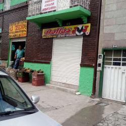 Pollos J y J  en Bogotá