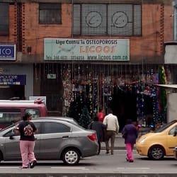 Liga Contra La Osteoporosis Licoos en Bogotá