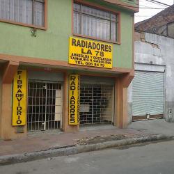Radiadores La 78 en Bogotá