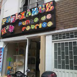 Publiarte H y M en Bogotá