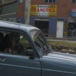 Radiadores América en Bogotá
