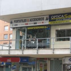 Óptica Savi en Bogotá