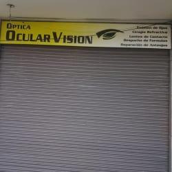 Óptica Ocular Visión en Bogotá