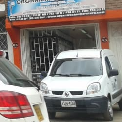 Organización Ferretera en Bogotá