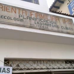 Orienta Familiar IPS en Bogotá