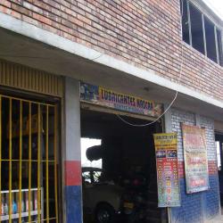 Lubricantes Nascar en Bogotá