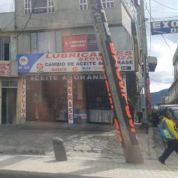Lubricantes Serviariza en Bogotá