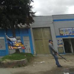 Lubricentro J & C en Bogotá