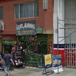 Lujos y Alarmas El Cocuyo en Bogotá