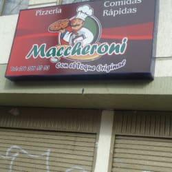 Maccheroni en Bogotá