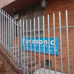 Panasonic Centro de Servicio Técnico  en Bogotá