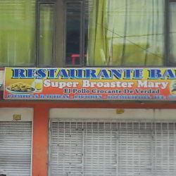 Restaurante Bar Super Broaster Mary en Bogotá