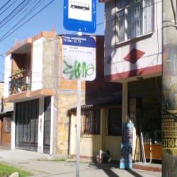 Parada Liceo Leeuwenhoek en Bogotá