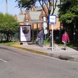 Parada Once Alimentador de Cortijo 1-4 en Bogotá