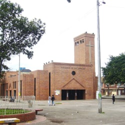 Parroquia De San Anselmo en Bogotá