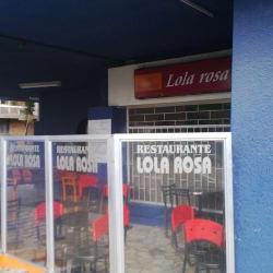 Restaurante Lola Rosa en Bogotá