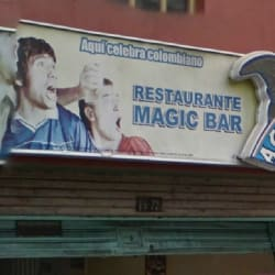 Restaurante Magic Bar en Bogotá