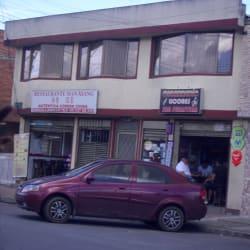 Restaurante Mian Xang en Bogotá