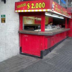 Pizza desde 2000 en Bogotá
