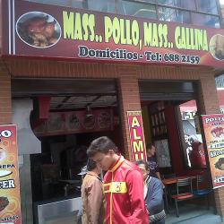 Mass Pollo Mass Gallina en Bogotá