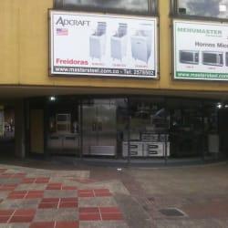 Master Steel Equipos para Cocinas Industriales en Bogotá