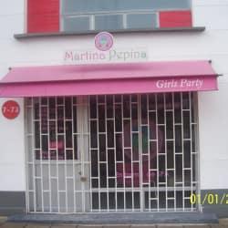 Martina Pepina en Bogotá
