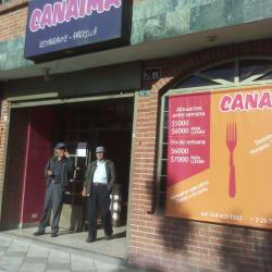 Restaurante Parrilla Canaima  en Bogotá