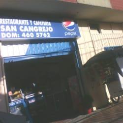 Restaurante y Cafetería San Cangrejo en Bogotá