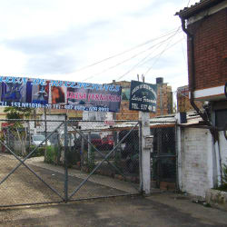 Salón de Recepciones Luisa Fernanda en Bogotá