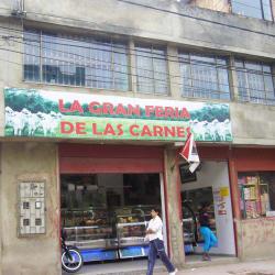 La Gran Feria de las Carnes en Bogotá
