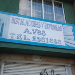 Instalaciones y Reformas Avenida 68 en Bogotá