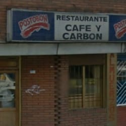 Restaurante Café y Carbón en Bogotá